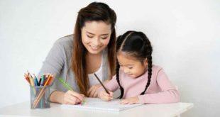 Cara Mengajari Anak Belajar Menulis yang Baik dan Benar